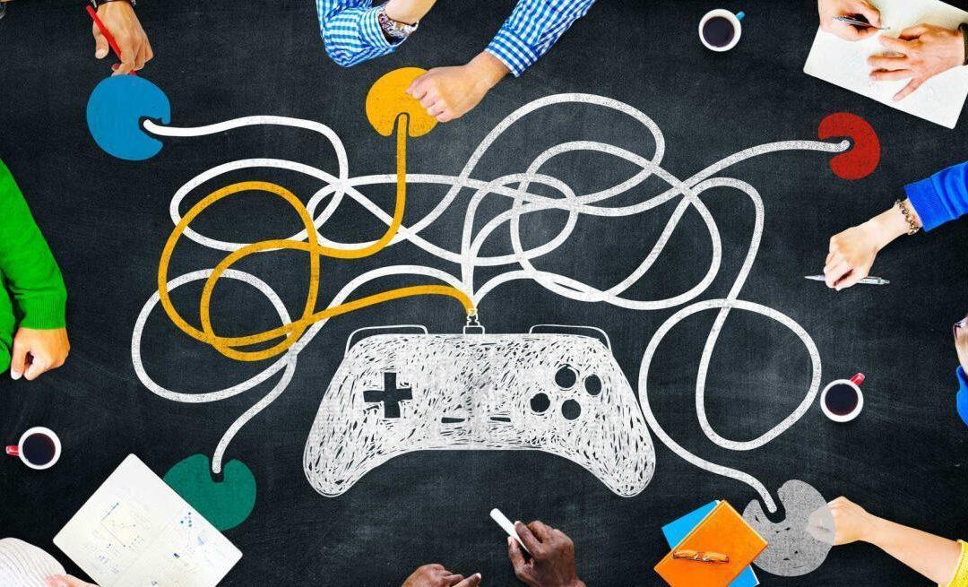 Gamification. เปลี่ยนบทจากผู้เล่นมาเป็นผู้สร้าง